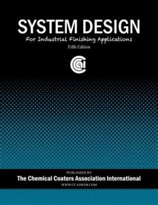 powder coating system design manual