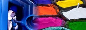 thermoplastic powder coating