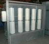 powder coating cure ovens