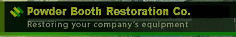 reconditioned powder coating equipment