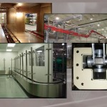powder coating monorail convoyor systems