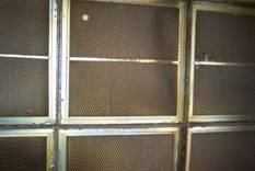 high efficiency spray filters
