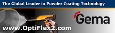 powder coating gun