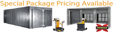 powder coating equipment packages sale