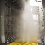 powder coating industrial washers