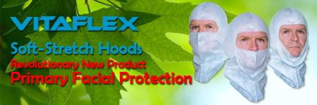 powder coating head protection