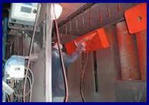 thermobond powder coating metal repair filler