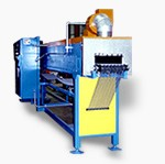 powder coating infrared oven