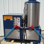 powder coating pretreatment system