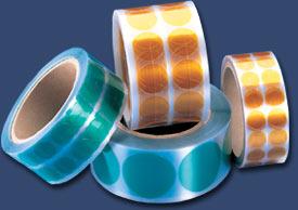 masking polyimide discs