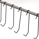 hooks for powder coating