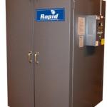 powder coating batch oven