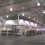 powder coating environmental rooms